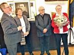 In Kolping Ruhestand gingen, Karin, Gregor, und Maria.
